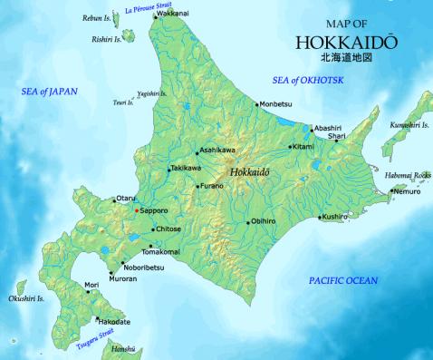 Hokkaido map-en