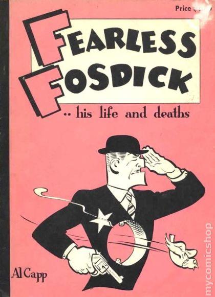 Fearless Fosdick - 2